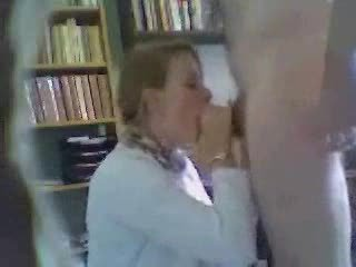 french lecturer cumshots inside oral