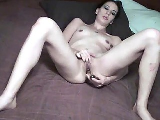 little titty fresh chicks tease solo with porn