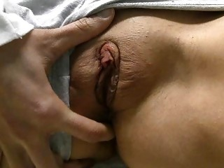 trinity wonderful brunette young fisting cave and