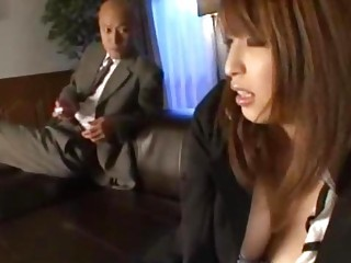 associate with tied arms obtaining her vagina