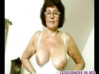 elderly in glasses dildoes part2