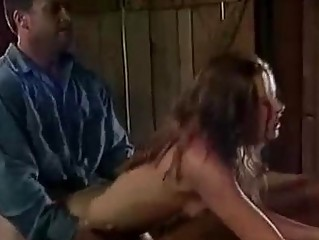 cheyenne silver takes her taut bitch gangbanged