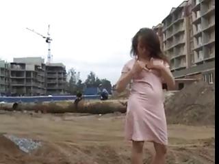russian outdoor nudity
