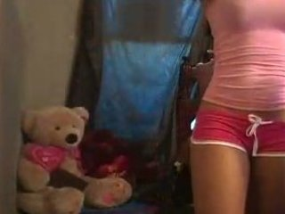 amateur fuckstar demonstrates off her arse