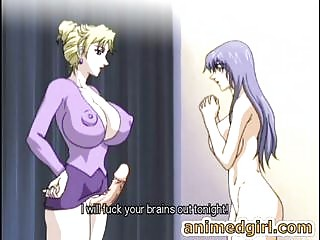 naughty anime shemale bangs the shit out of her