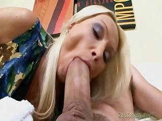 Hot Euro mom wants some big American dick