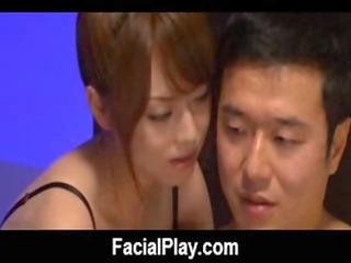 bukkake now  dirty facial cum japanese style 12