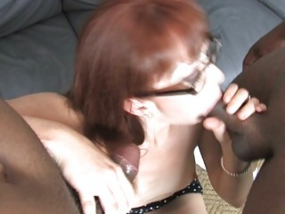 trinity post going brown front of a cuckold
