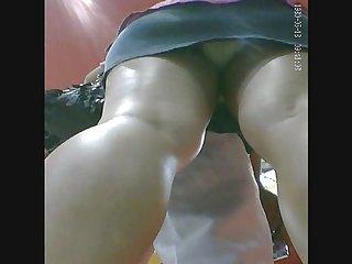 boso voyeur amateur upskirt masturbating arcade