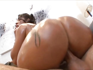 giant ass brazilian threeway