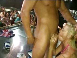 sluts celebration with man stripper