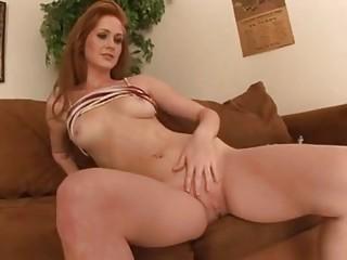 attractive girl swift milks dry triple slutty