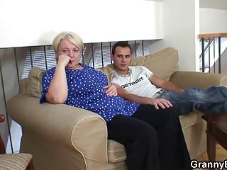 lustful inexperienced male fucks granny albino