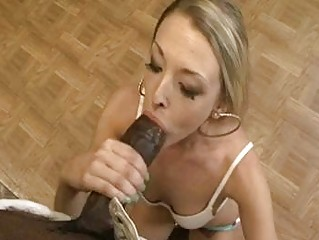 blonde pale with super  breast licking and