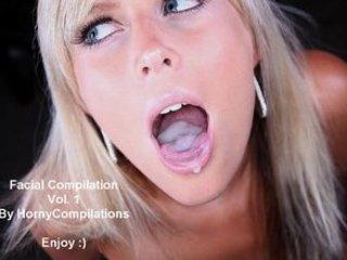 super facial compilation 1