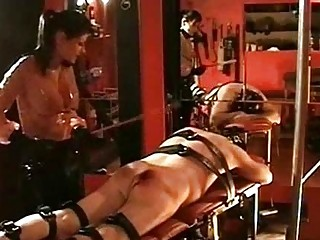 woman dometria spanking her slave part 2