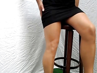 upskirts stockings nylons x19