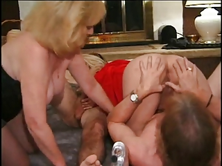 5 way drill with pussy liz dirk trisha and johnny