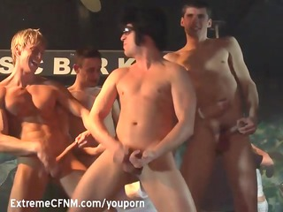dick hungry celebration babes exposed