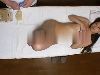 japaneese massage gone crazy