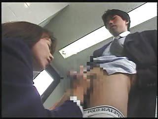 anywhere  japanese slut  handjob  1