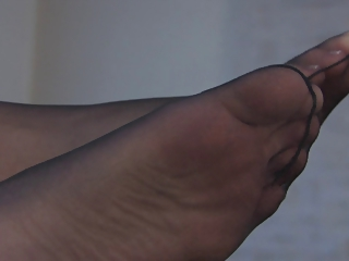 stockings feets 3