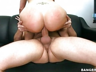 bitchy blonde girl missy woods takes a warm