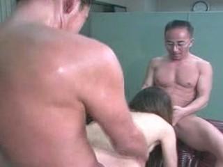 japanese ladies drill 3p 7777