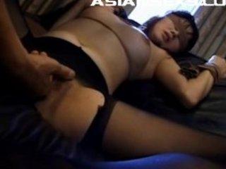 akane kuramochi ripped panty hose porn