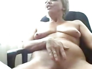 horny old on webcam