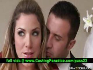 kayla paigestunning horny bride