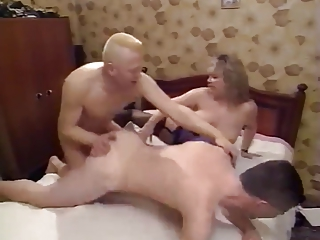 french bisex triple 90s