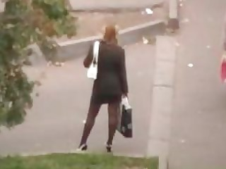 babes in streets into russia 6 in pantyhose