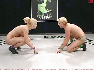 bleached on bleached catfightpussy eating