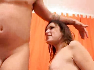prostate massage and rimjob from two awesome