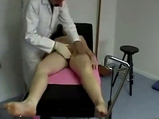 babe acquiring her soles and arse spanked vagina
