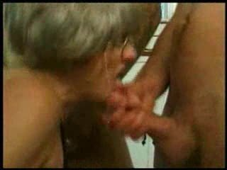grand milf trys copulate with several