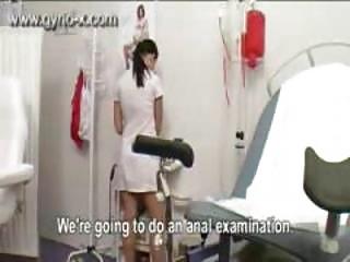 gyno exam of vagina by medic