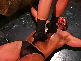 bdsm femdom mistresses gagging slaves