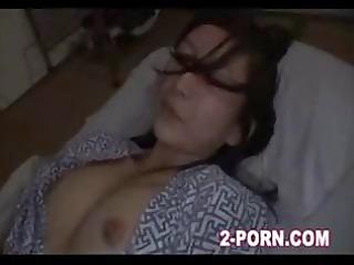 cute milf pierced when in sleep