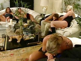 gathering with the housewifes