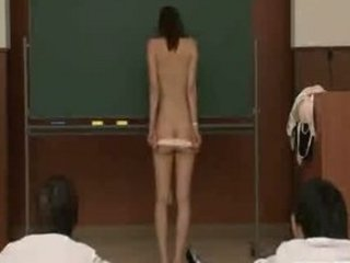 japanese coach reluctantly goes naked exposed