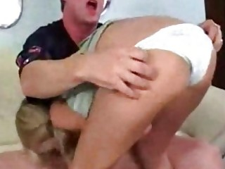 naughty stepdad destroyd my bottom