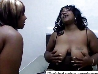 huge dark bbw homosexual women