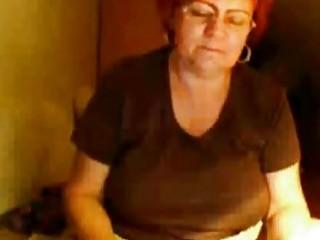 solo french rehead elderly simone 54