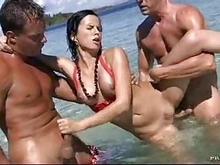 seaside friend renata ebony gives her stud a