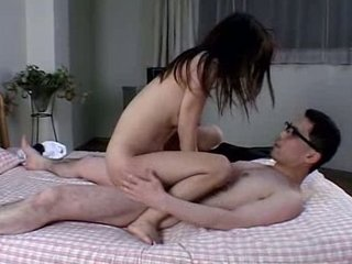 daddy teach gorgeous daughter how to gang bang