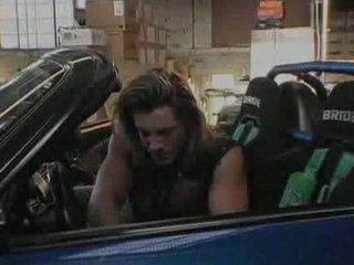 hott porn into car garage.flv