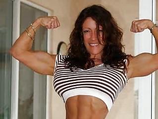 super muscle girlfriends!