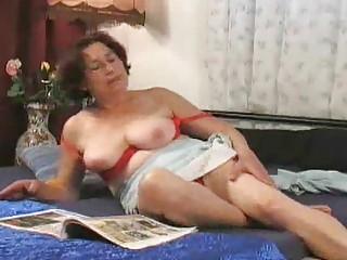 naughty lady humps the gardener 16